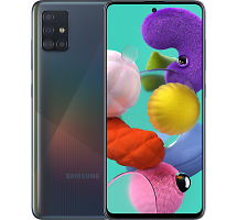 Смартфон Samsung Galaxy A51 128Gb Чёрный